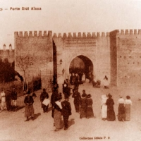 Patrimoine-oujda-bab-porte-sidi-aissa